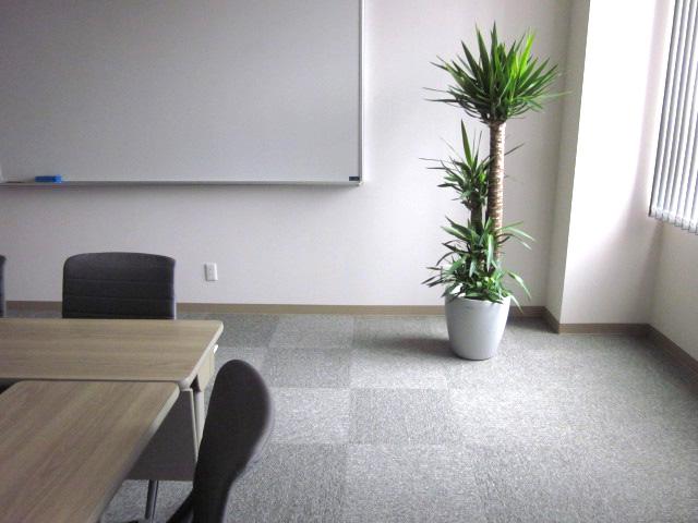 【病院】広島で観葉植物のレンタルした設置事例